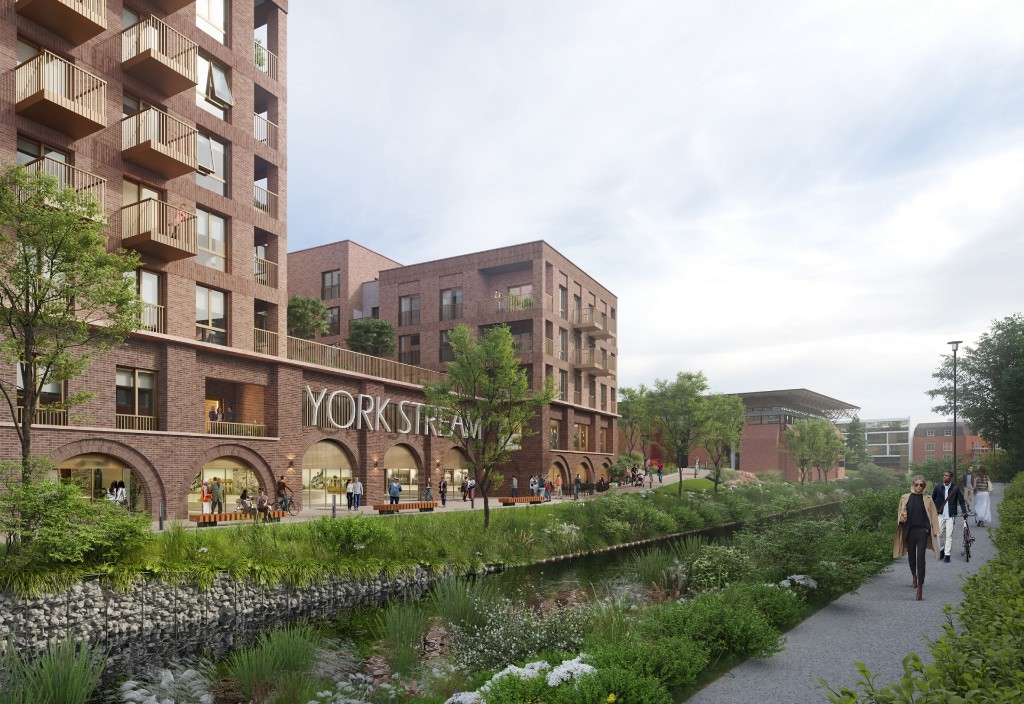 Plans submitted for York Road, Maidenhead