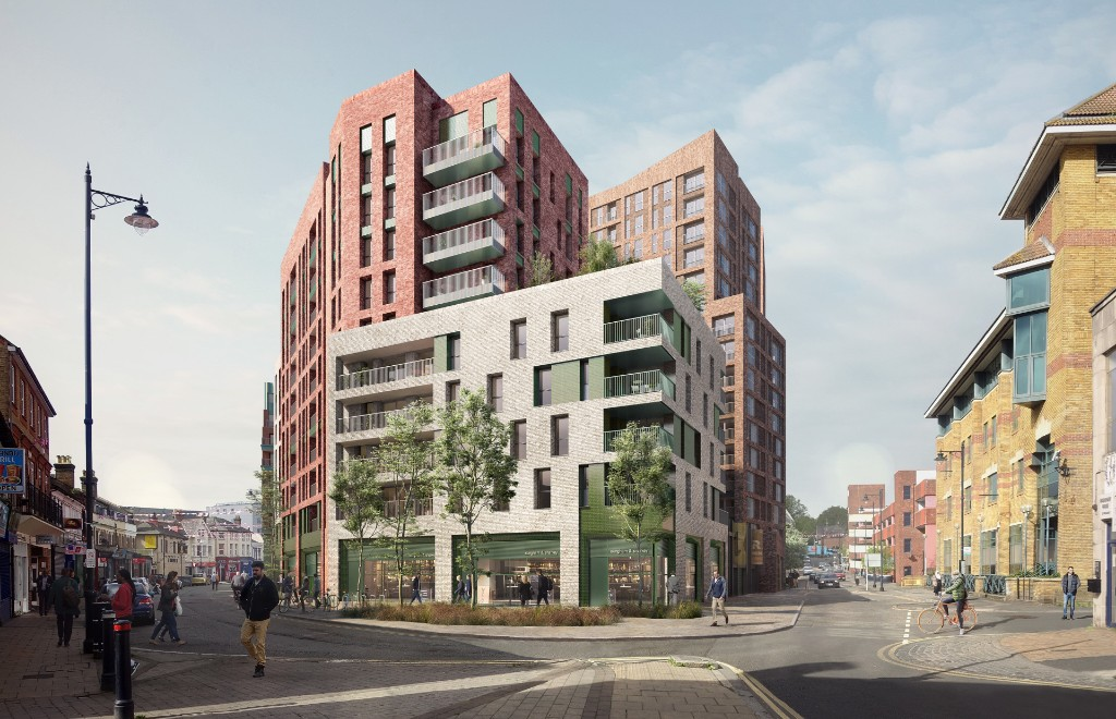New plans submitted for The Landing, Maidenhead
