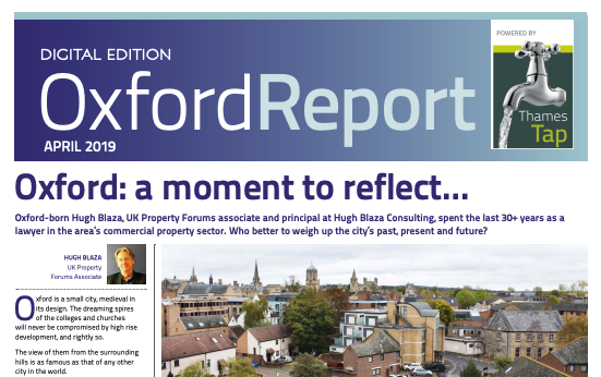 Download our Oxford Report here