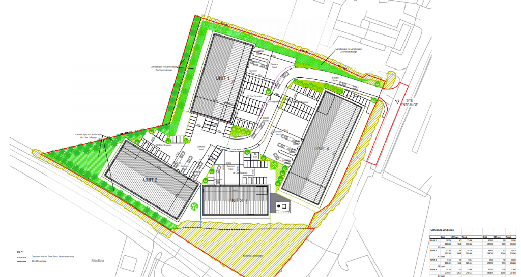 Industrial development planned for Bicester