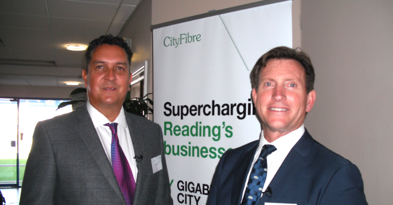 Thames Valley centres share in new £2.5bn CityFibre investment